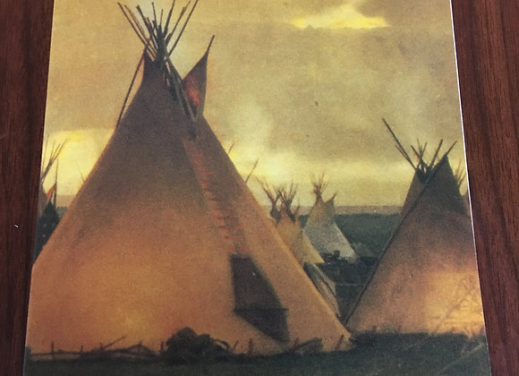 The Old North Trail: Life, Legends & Religion of the Blackfeet Indians