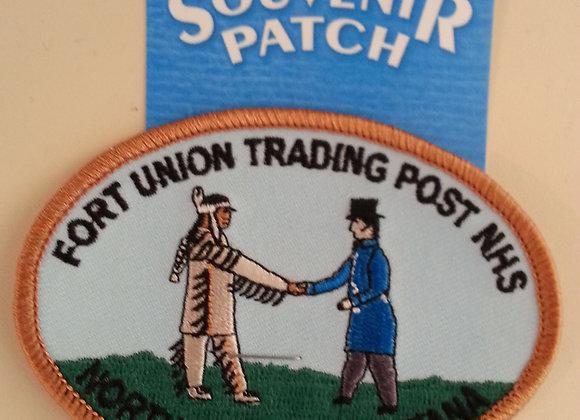Fort Union Trading Post Souvenir Patch