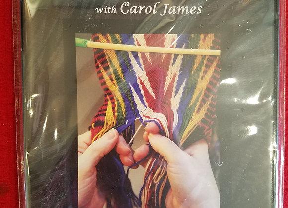 Fingerweaving Instructions DVD