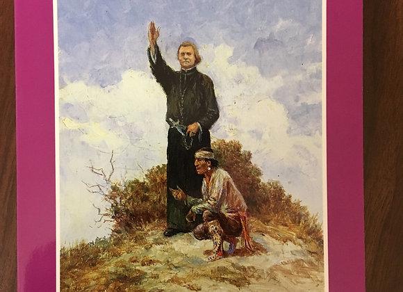 Father Peter John De Smet: Jesuit in the West by Robert C. Carriker