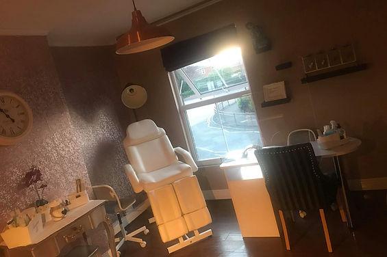 Beauty Room at Fingertrix, Ilkeston