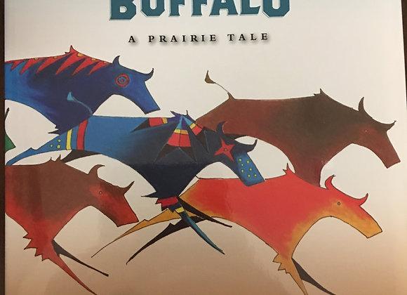 The Enchanted Buffalo (A Prairie Tale) by L. Frank Baum