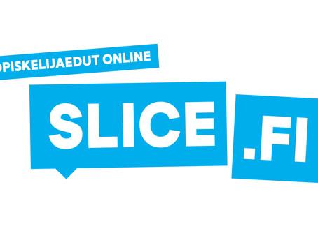 Jäsenet saavat käyttöönsä Slicen vuodenvaihteessa
