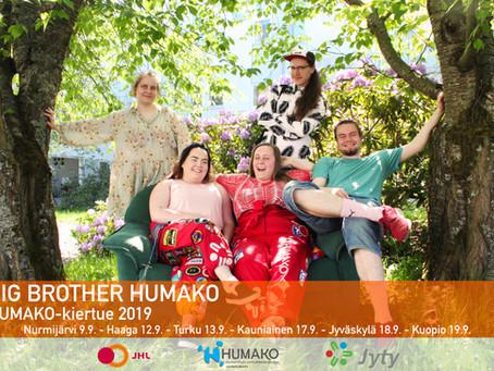BIG BROTHER HUMAKO - HUMAKO-kiertue 2019