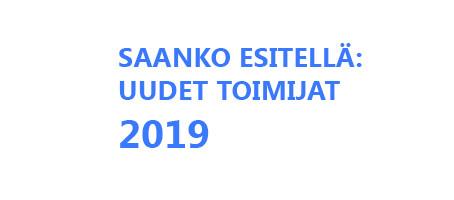 Saanko esitellä: Heljä Behm, edustajiston varapuheenjohtaja 2019