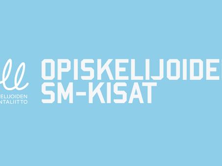 Opiskelijoiden SM-kisat keväällä 2019