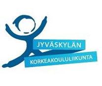 Jyväskylän korkeakoululiikunta logo.