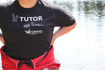 HUMAKO's tutor.