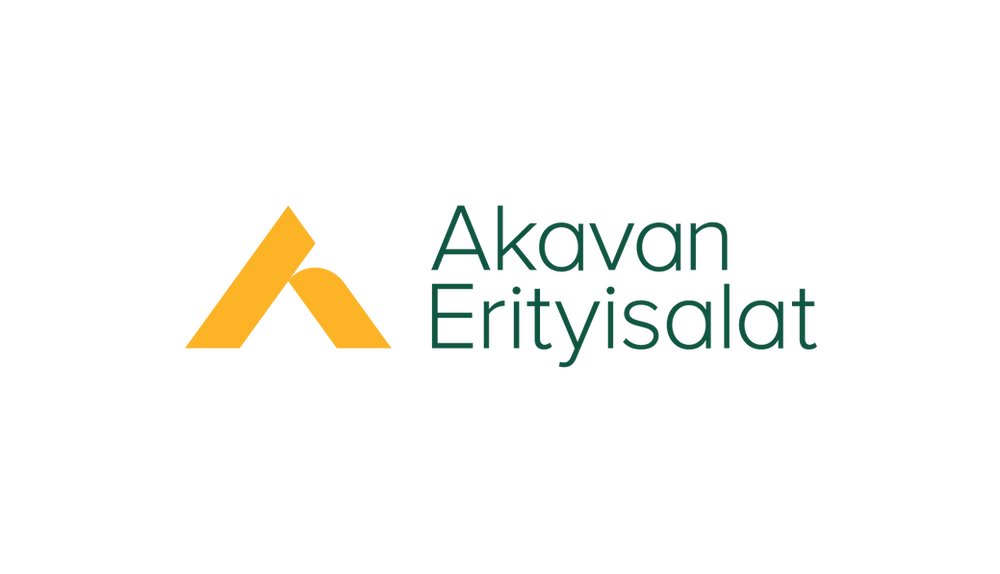 Akavan Erityisalat -logo.