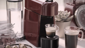 How can we use a Nespresso coffee machine purchased in the USA (120V) in India?