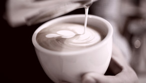 Froth milk for home made lattes & cappuccinos like a champ - Part 2