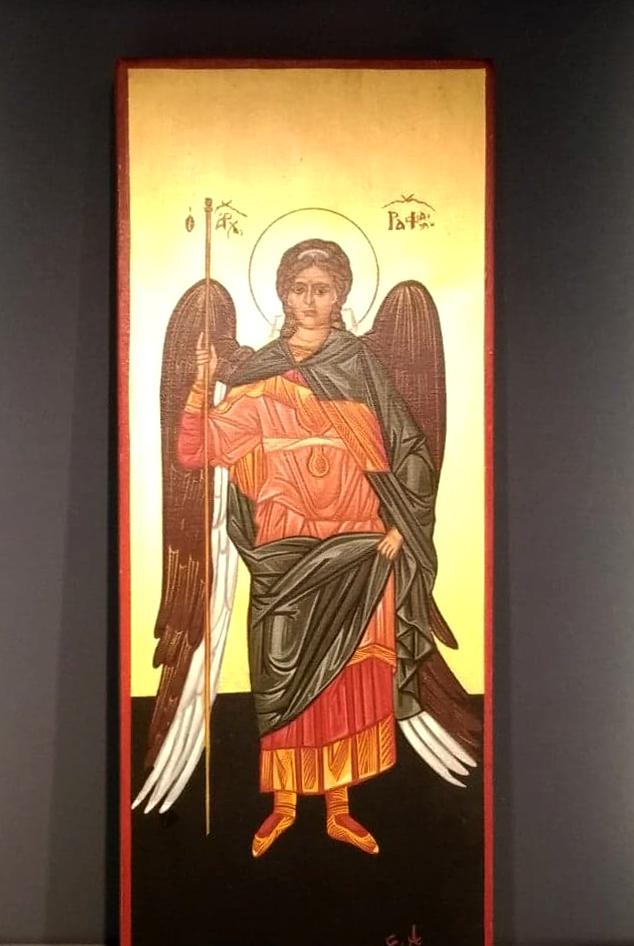 12. Archangel Raphael