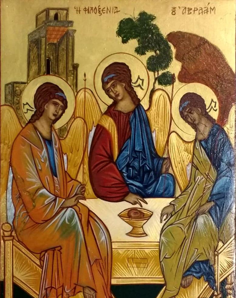 4. The Holy Trinity