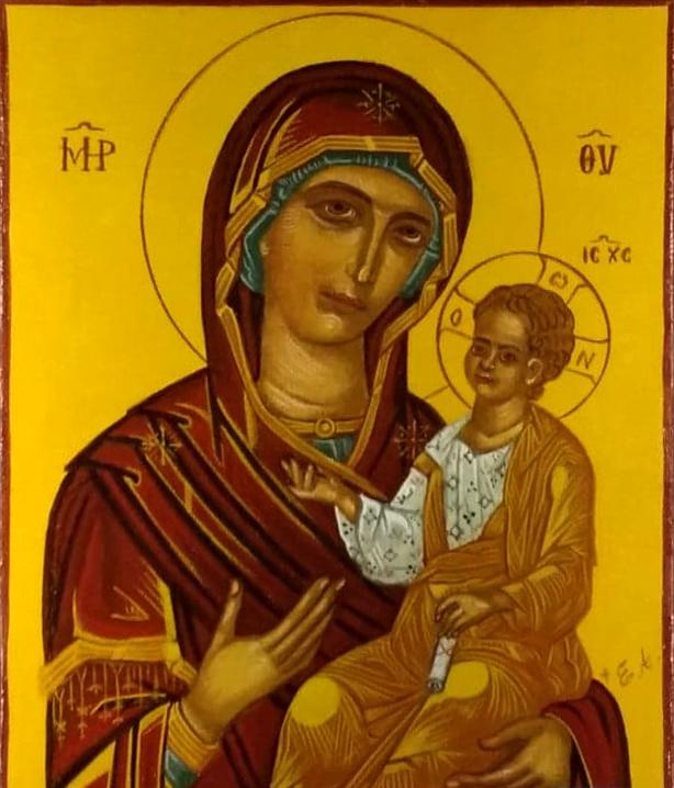 9. The Virgin Child