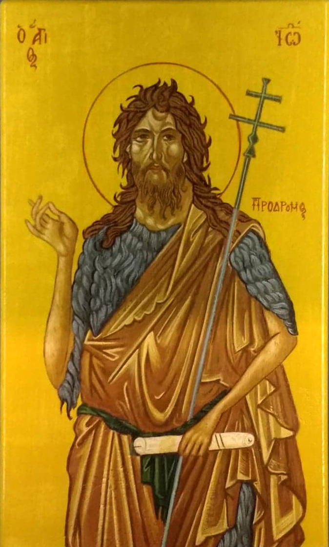 6. St John the Baptist