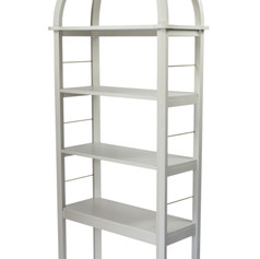 The Jelks Display's unique design is suitable for any room in the house.