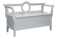Jelks Storage Bench