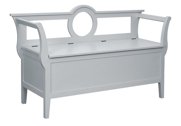 Jelks Storage Bench
