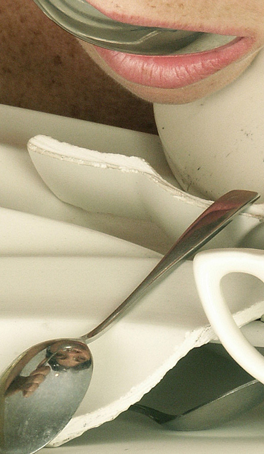 Loza blanca - solitas 1
