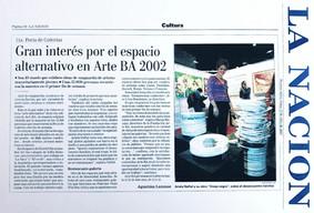 Arte BA 2002