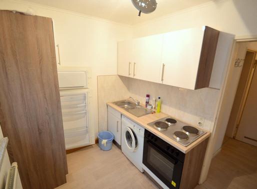 1-Zimmer Wohnung in zentraler Lage in Heilbronn zu vermieten