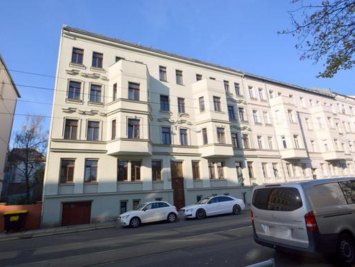 DH Immoconsult - mehr als nur Heilbronn und Umgebung - Tolle 2 Zimmer Wohnung in Leipzig