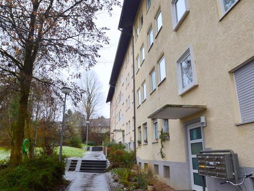 3-Zimmer Wohnung in Marbach zu verkaufen - sanierungsbedürftig mit viel Potenzial