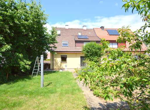 Mieten statt kaufen - Tolles Doppelhaus in Heilbronn-Böckingen zu vermieten!