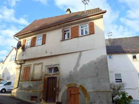 Off-Market-Deal: Denkmalgeschütztes Haus in Biberach zu verkaufen