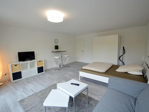 Perfekte Kapitalanlage – Vollständig saniertes und möbliertes 1-Zimmer-Appartement in HN-Böckingen