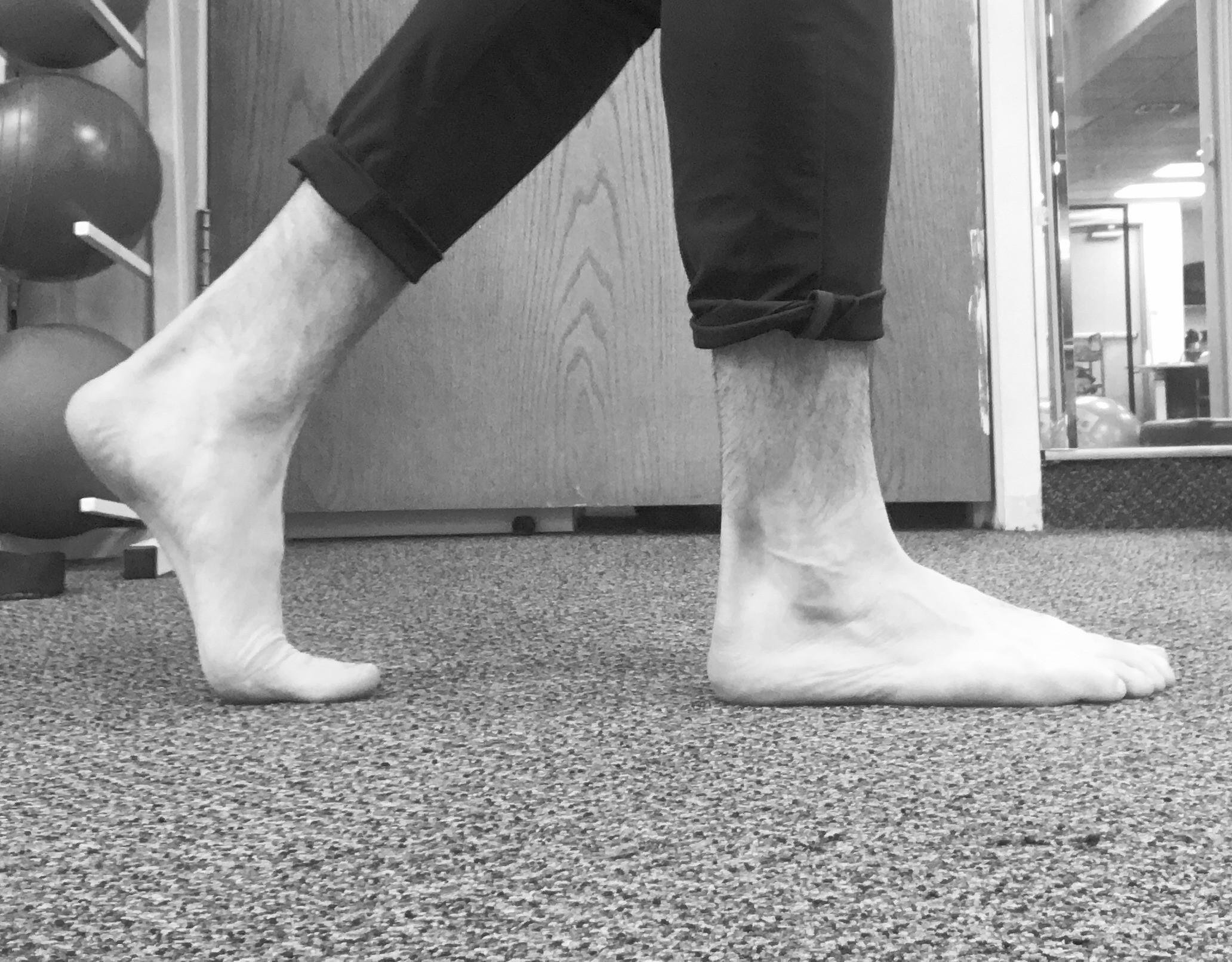 Online Foot Fitness Intermediate Level