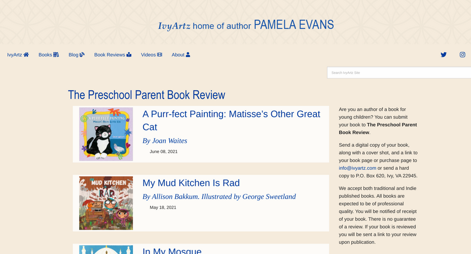 The Preschool Parent Book Review