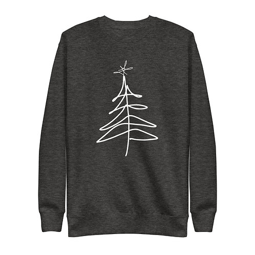 Christmas Tree Fleece Pullover