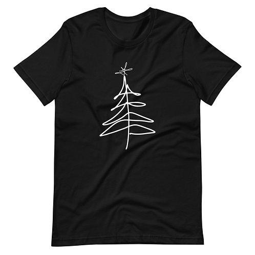 Christmas tree Short-Sleeve T-Shirt