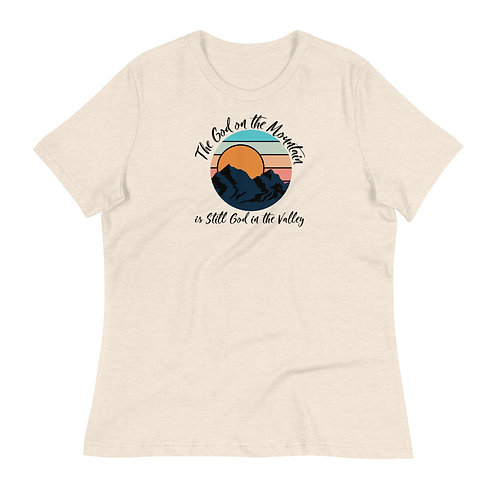 God of the valley's  Relaxed T-Shirt