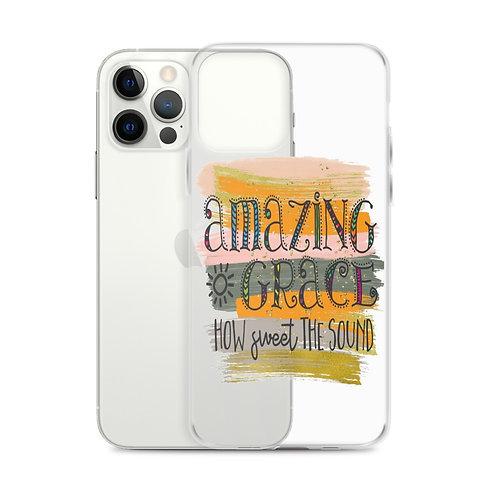 amazing grace iPhone case