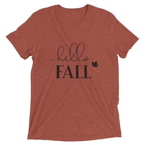 It's Fall Yall! t-shirt