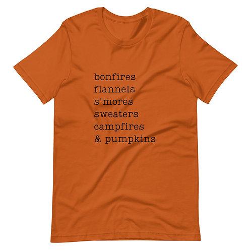 It's Fall!! Short-Sleeve T-Shirt
