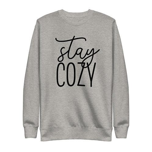 Stay cozy Fleece Pullover