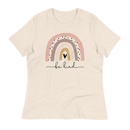 Be Kind Women's Relaxed T-Shirt