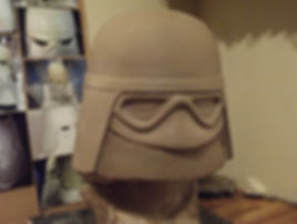 star wars snowtrooper sculpt 1