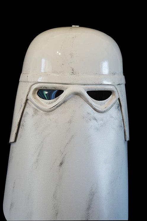 Full size Star wars snowtrooper helmet weathered 1