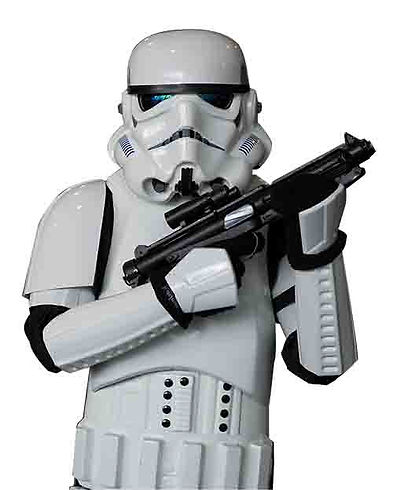 star wars stormtrooper helmet supplied by newimage prop replicas
