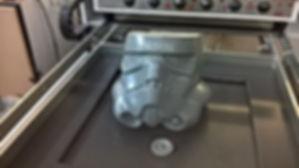 vacuum formed newimage prop replicas helmet