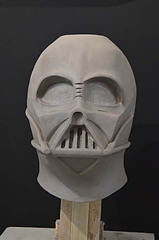 Darth vader sculpture from newimage prop replicas