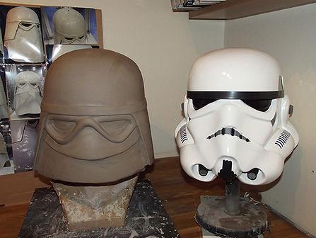 star wars snowtrooper sculpt