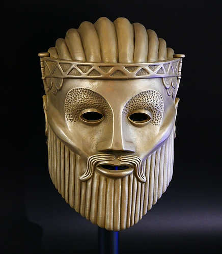 Full size Vizier helmet from Golden voyage of Sinbad