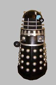 Exterminate full size dr who dalek