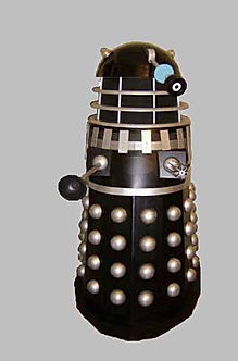 Exterminate full size dr who dalek