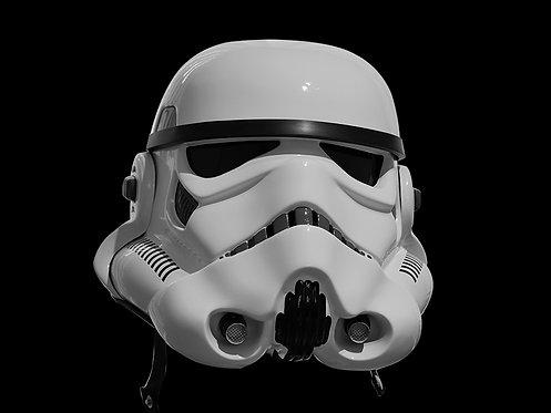 Full size Stormtrooper Stunt helmet ABS